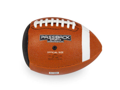 Official Composite Passback Training Football (Ages 14-100)