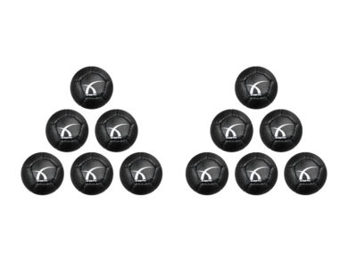 Swax Lax® Soft Weighted Lacrosse Training Balls (case of 12)