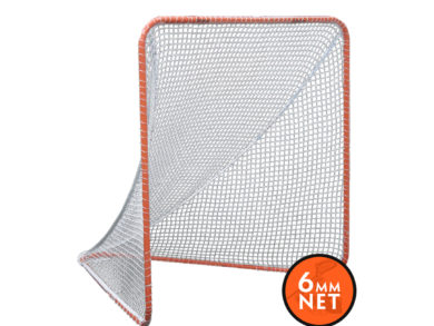 Gladiator Lacrosse® Official Lacrosse Goal with 6mm Net