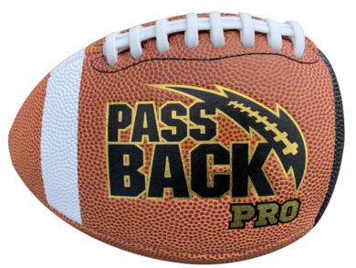 Pro Composite Passback Training Football (Ages 14+)